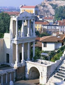 Roman Amphitheater-Plovdiv