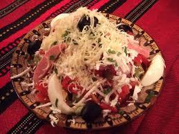 Sopska salad