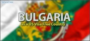 Bulgaria-USA Visa Free country