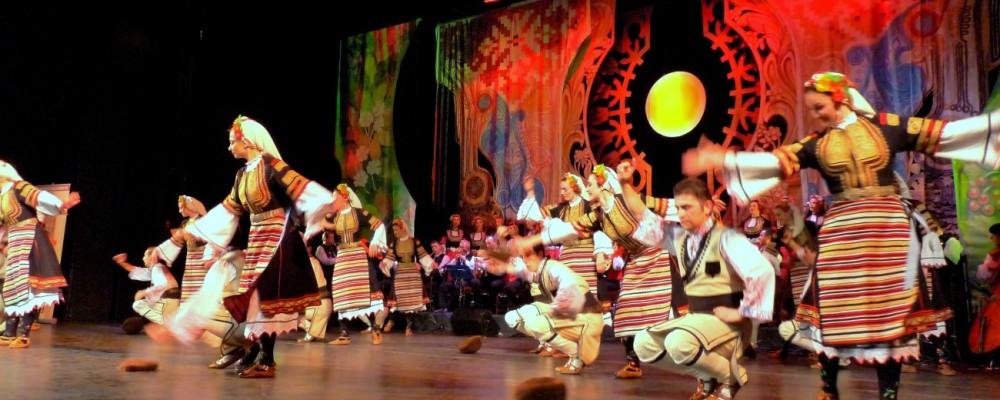 Bulgarian folkdance